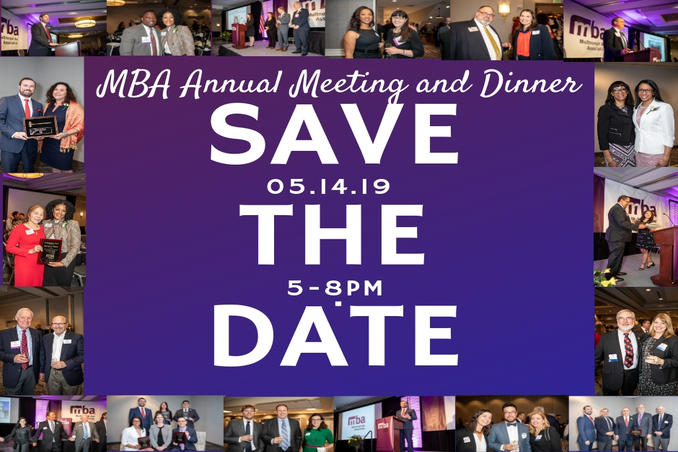 MBA Annual Meeting and Dinner